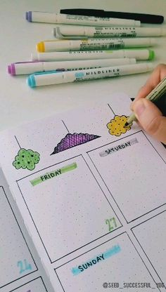 #bulletjournal #idea