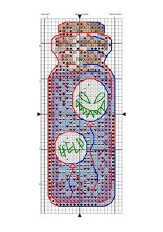 Cross Stitch Owl, Small Cross Stitch, Cross Stitch Charts, Cross Stitching, Cross Stitch Embroidery, Hand Embroidery, Funny Cross Stitch Patterns, Cross Stitch Designs, Halloween Cross Stitches