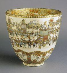 Japanese China, Japanese Vase, All Japanese, Japanese Porcelain, Japanese Ceramics, Japanese Pottery, Japanese Beauty, Japanese Painting, Porcelain Ceramics