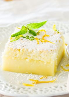 Lemon Magic Cake jocooks.com