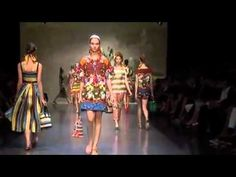 """Dolce"" Spring Summer 2013 Milan full show Pret a Porter Woman by FashionChannel"