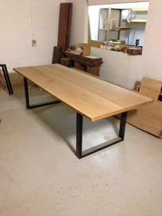 Spisebord fra BY BJÖRN www.facebook.com/bybjoern