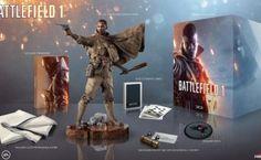 [Angebot Import]  Battlefield 1  Collectors Edition (ohne Spiel) für 4998