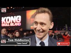 It may have been raining, but that certainly didn't dampen the spirits of the cast and crew in attendance for the Kong: Skull Island European Premiere in Lon...