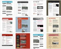 Html newsletter design google search newsletter pinterest free html email templates free html email newsletter templates patternhead spiritdancerdesigns Gallery