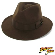 "Indiana Jones Hat ""Indy"" - Wool Felt Safari Hat only 40.00?"