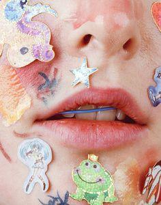 Gen Z / Generation Z / Stickers Kawaii, Grunge, Generation Z, Mabel Pines, Little Poney, Polly Pocket, Magical Girl, Freckles, Zine