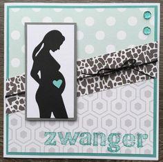 LindaCrea: Zwanger #6 Marianne Design, Baby Cards, Happy Mothers Day, I Card, Doodles, Baby Shower, Frame, Crafts, Inspiration