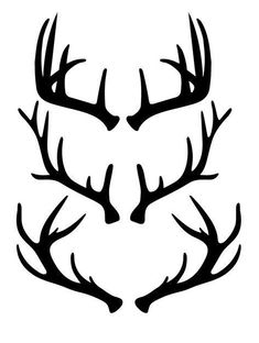 Free Antlers SVG Cut Files for the Silhouette Cameo and Cricut. Craftables: Fast shipping, responsive customer service, and quality products