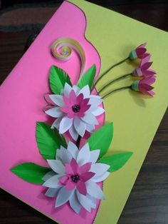 Holiday Crafts For Kids Spring Crafts For Kids Christmas Crafts Art For Kids Butterfly Crafts Flower Crafts Classroom Art Projects Art Folder Newspaper Crafts Valentine Crafts For Kids, Spring Crafts For Kids, Mothers Day Crafts, Diy Mother's Day Crafts, Newspaper Crafts, Flower Template, Flower Crafts, Paper Flowers, Birthday Cards