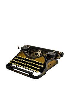 1926 Corona 4, Gold & Black, http://www.myhabit.com/redirect/ref=qd_sw_dp_pi_li_t1?url=http%3A%2F%2Fwww.myhabit.com%2F%3F%23page%3Dd%26dept%3Dhome%26sale%3DA3L9B851PW20EB%26asin%3DB00CY4K9BA%26cAsin%3DB00CY4K9BA