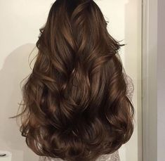 Espresso Base with Hazel Ribbons - 60 Chocolate Brown Hair Color Ideas for Brunettes - The Trending Hairstyle Chocolate Brown Hair Color, Brown Hair Colors, Chocolate Hair, Mocha Brown Hair, Chocolate Highlights, Hair Day, New Hair, Your Hair, Cabelo Inspo