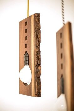 leben sie rand nussbaum swag over von kaylaburkedesign auf etsy - Life ideas Steampunk Lamp, Luminaire Design, Wooden Lamp, Diy Wood Projects, Wood Design, Hanging Lights, Lighting Design, Custom Lighting, Lamp Light