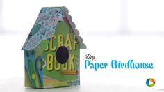 DIY : Paper Birdhouse