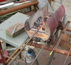 COUSTIL - Forge / Coutellerie / Bladesmithing