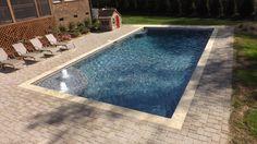 Geometric Style Pool