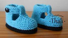 Tuto chaussons salomé