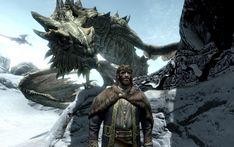 Toki Stormblade has slain Alduin, but spared Paarthurnax