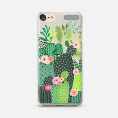 iPod Touch 6 Case Cacti