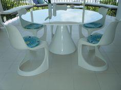 The chairs: ModoNati