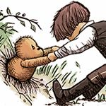 Wookiee the Chew by James Hance.  The nursery will be designed around this print series