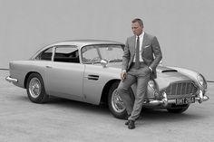 Astin Martin. 007.