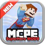 SuperHero MODS For MCPE 1.0