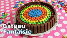 gâteau de fête garçon - YouTube Gateaux Cake, Geek Stuff, Birthday Cake, Sweets, Desserts, Design Youtube, Diy, Food, Images
