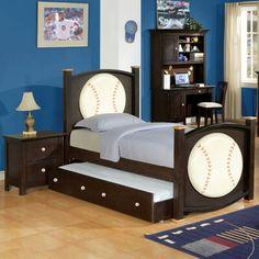 Best BASEBALL BEDROOM Images On Pinterest Boy Bedrooms Boy - Baseball bedroom furniture