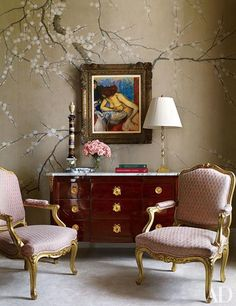 10 Sophisticated Interiors Devised by Michael S. Smith Inc.