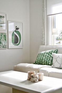 Grönt och vitt