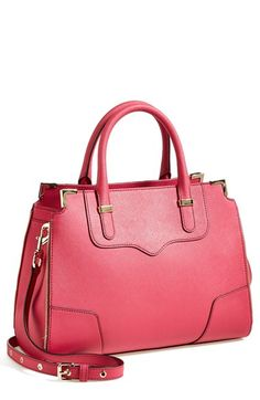 d32213a957e6 Rebecca Minkoff  Amorous  Satchel available at  Nordstrom Leather Satchel