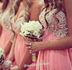 Bridemaid dresses