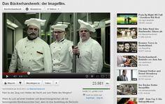 Fundstück zum Wochenende: Rammstein, geh´ backen! Video vom Bäckerhandwerk mit Geschmäckle...