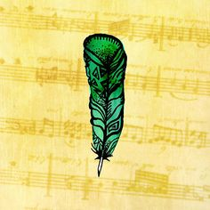 Musical Feather