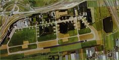 Air Base Ypenburg in the 1990s