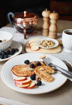 Recette de pancakes santé