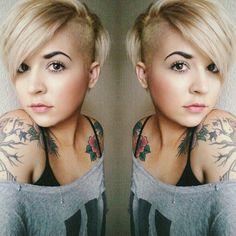 Girrlscout hair