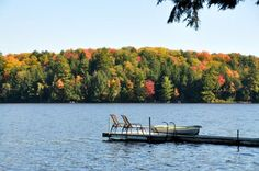 This stunning lake view in #Muskoka could be yours to enjoy next summer! Our newest cottage rental listing has lots availability so book early to reserve your preferred dates!