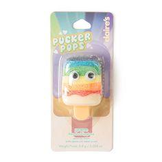 Pucker Pops Grape Flavored Lip Gloss   Claire's