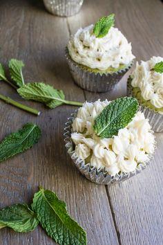 Matcha Green Tea Cupcakes | Cox for Days