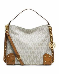 MICHAEL Michael Kors  Medium Serena Shoulder Bag.   My new aquisition!!!