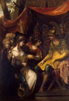 Masters of Art: Sir Joshua Reynolds (1723 - 1792) - see it at http://makeyourideasart.com