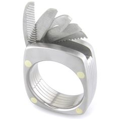 The Man Ring: The Ultimate Utility Ring That Every Man Needs