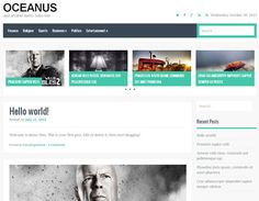 New Premium Like Free WordPress Themes
