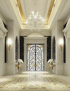 IONS DESIGN…leading the interior design companies for house designs & interior design Dubai full range of services including bedroom design & luxury furnishing Home Interior Design, House Design, House Interior, Luxury Homes, Interior Design Companies, Luxury Interior Design, Lobby Interior Design, Home, House Entrance