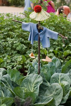 this is just too darn cute!!! Mr McGregor's Garden by peegeetee, via Flickr