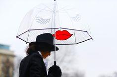 Felix Rey umbrella. By Phil Oh.