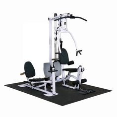 Powerline P1LP Home Gym with Leg Press - www.myhomegymequi... Home Gyms http://amzn.to/2l56zQc