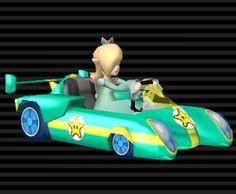 Pics For > Rosalina Mario Kart